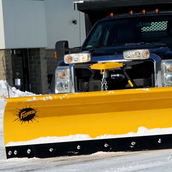 Quality Equipment - Fisher 10 foot McPlow (Installation Included)