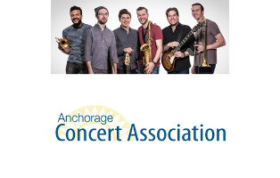Anchorage Concert Association - Pair of tickets to Huntertones