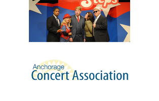 Anchorage Concert Association - Pair of tickets to The Capitol Steps